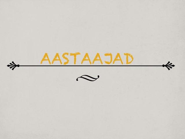 AASTAAJAD by Moonika Nerman