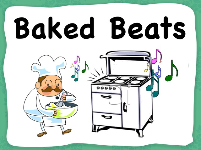 Baked Beats by A. DePasquale