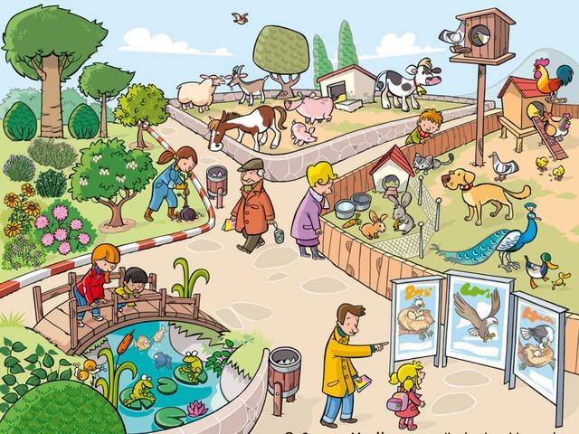 De Zoo by Lola Vanderweyen