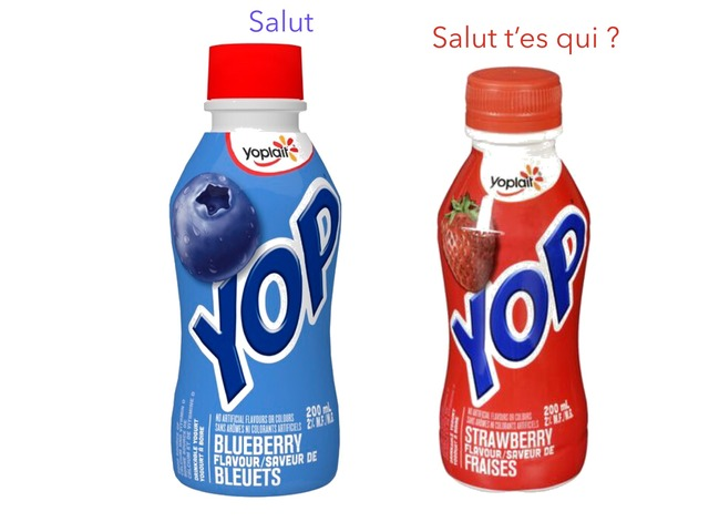 Les Deux Yop  by moussa