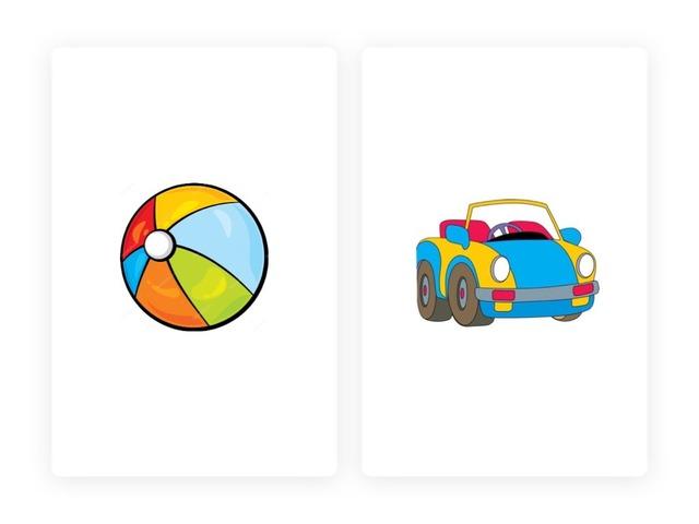 Woordenschat speelgoed by Jana Cool