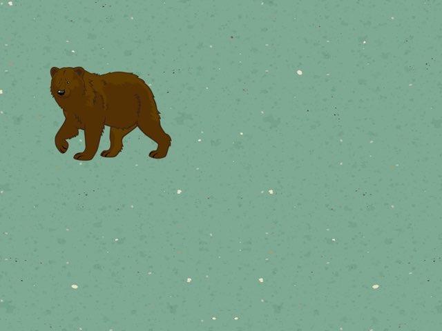 Brown Bear by Vanessa Parkinson