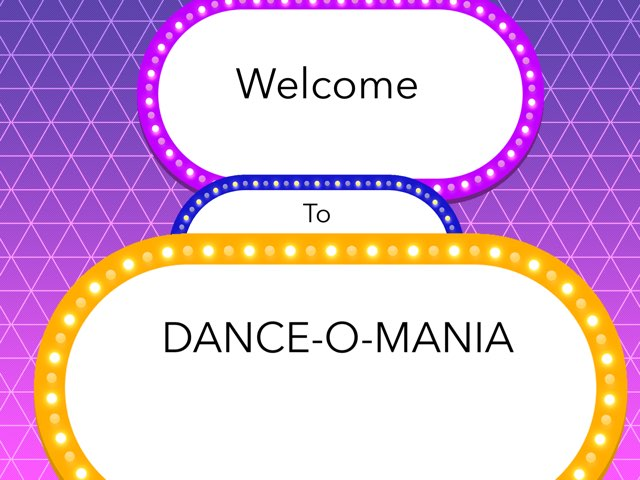 DANCE-O-MAiNiA by Mark Lockard