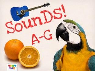 ABC A-G Sound by Tiny Tap