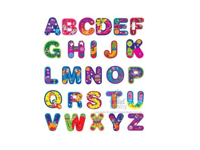 ABC Alphabet  by Amad meri