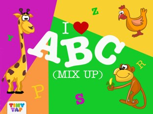 ABC Mix Up! by Tiny Tap