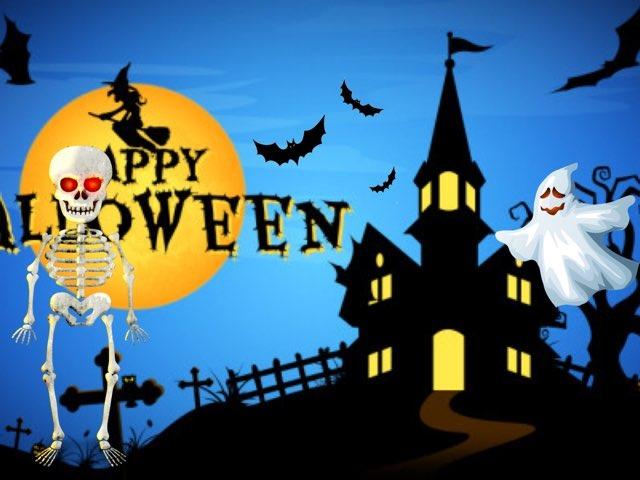 Get ready for halloween  by Mr Edmondson