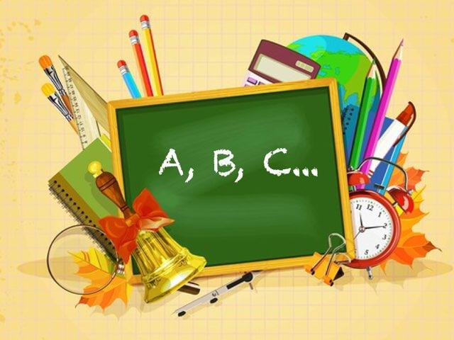 A,B,C... by Zoila Masaveu