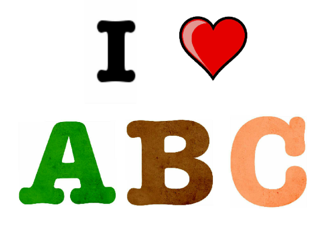 ABC by Laurence Sellier