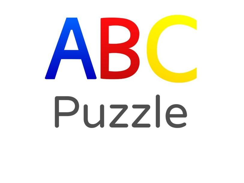 ABC Puzzle by ChrisSylas KarysNaomi