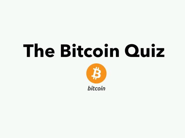 Bitcoin Education  by Yam Goddard
