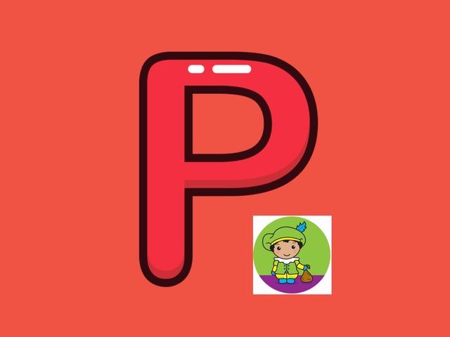 Waar hoor je de P? by Willeke St