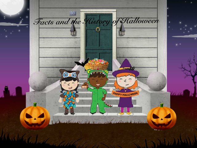 Facts And The History Of Halloween by Charlotte Harden