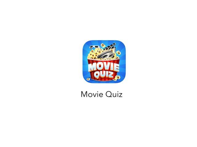 Movie Quiz by King TJ