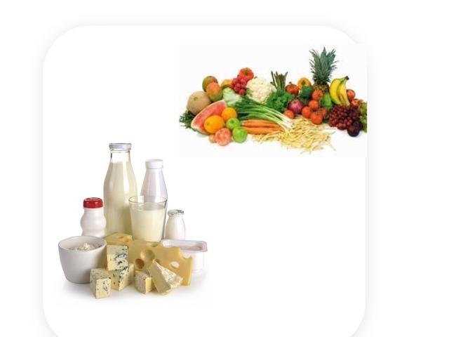 المجوعات الغذائيه by Tot Alm