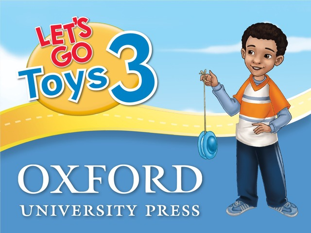 Let's Go: Toys - Let's Learn More by Oxford University Press