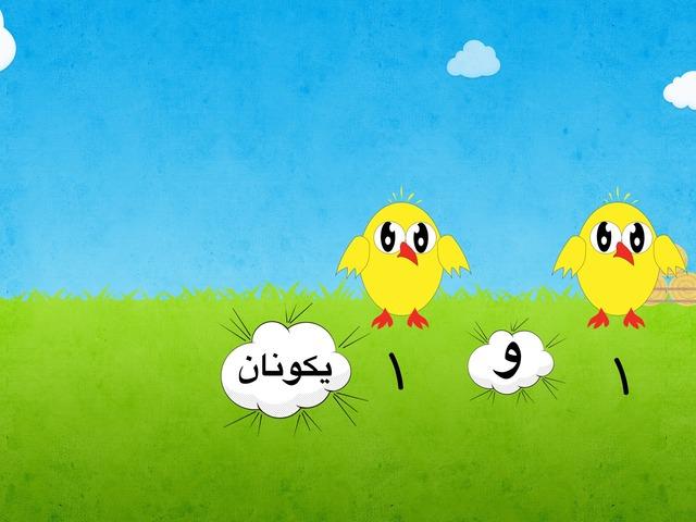 مكونات العدد by Mima Mutair