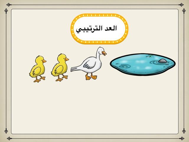 العد الترتيبي  by Huda Alamer