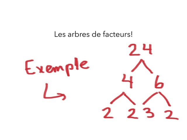 Les Arbres De Facteurs  by Marika Perrault