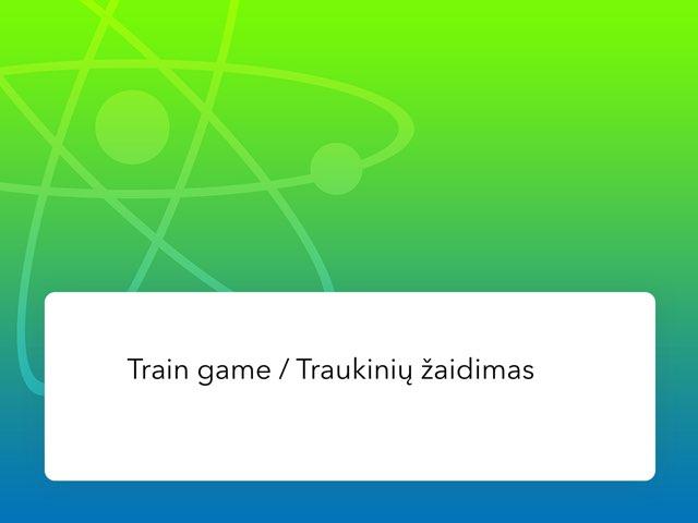 Game 34 by Mokytoja Ilona