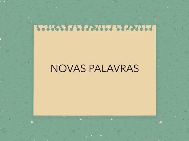 Novas Palavras - Carlos/Lalá/Fernando by ۞Ste Lonza
