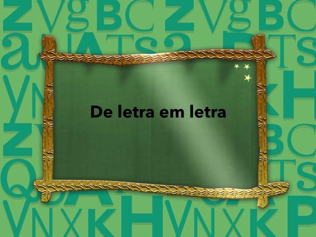 De Letra Em Letra by Tatiane Santos