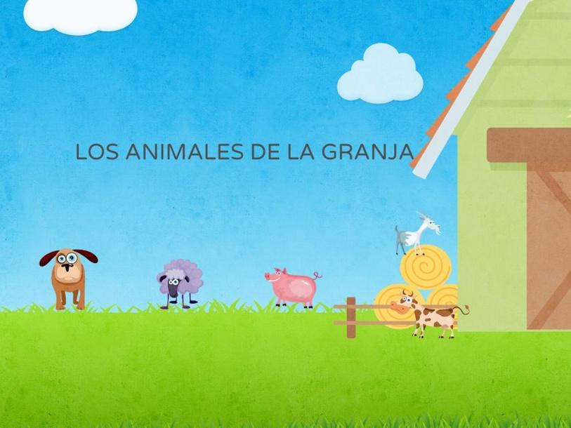 ACERCAMIENTO A LA LECTOESCRITURA CON LOS ANIMALES DE LA GRANJA by sheilitxu