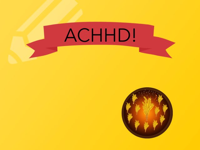 ACHHD!  by Pipoca Laroca