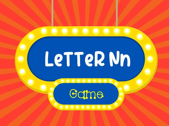Letter Nn by Lau Pech