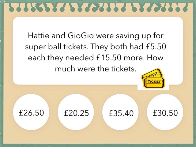 2 Step Problems By Hattie And GioGio by RGS Springfield