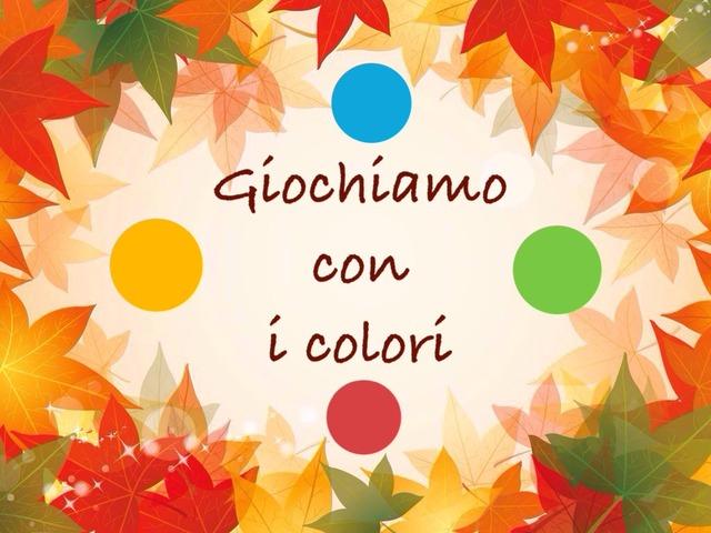 Giochiamo Con I Colori by Coat Onlus