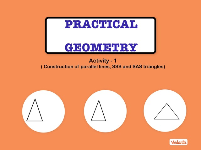 G7 Practical Geometry 1 by Manish Kumar