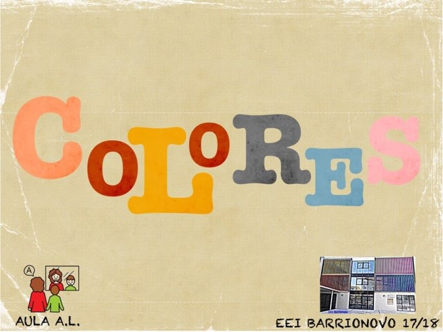 COLORES by Aida Muestra A.L.