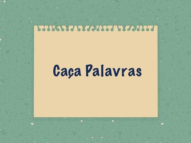 Caça Palavras  by Paula  Sacomano