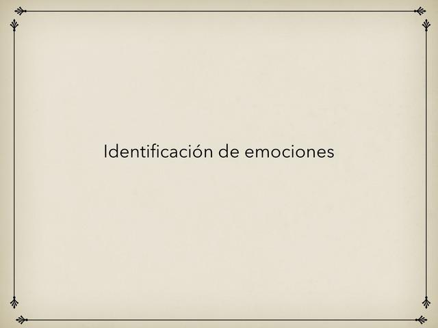 Emociones  by Ahmed Almaliki