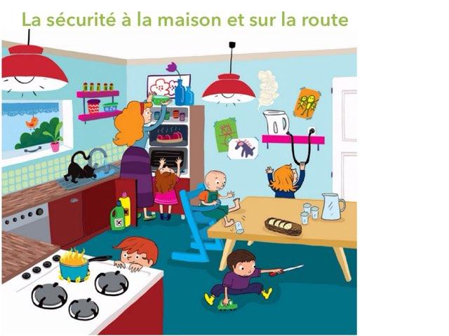 La Sécurité Domestique Et Routiere by Alice Turpin