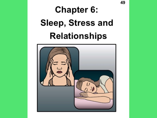 January Unique Unit Chapter 6: Sleep, Stress And Relationships by Tanya Folmsbee