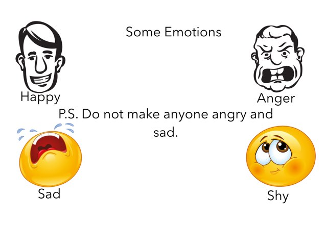 Emotions by Kate Li
