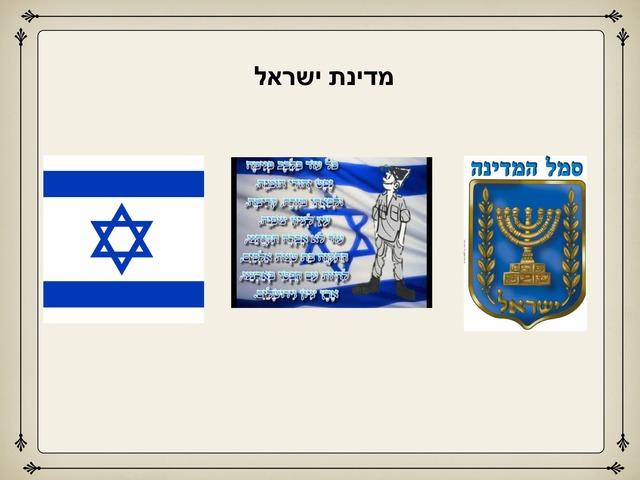 מדינת ישראל by דנה גלס