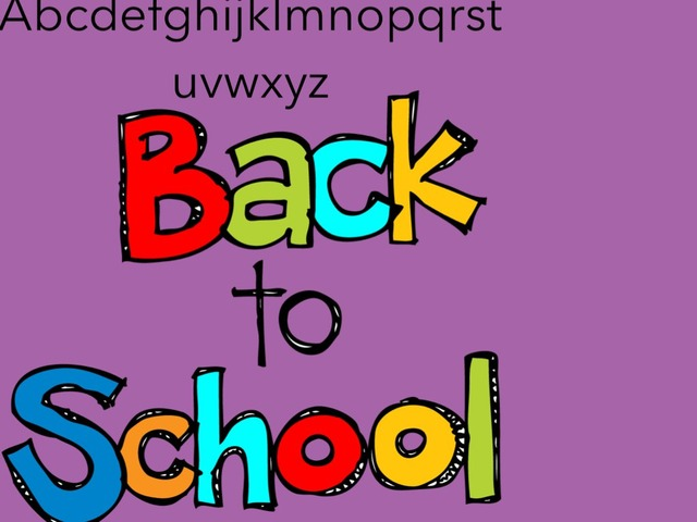 Back To School by Lisandra Calderon