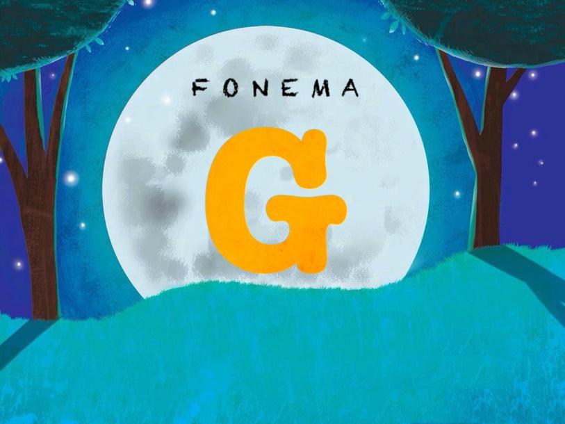 Fonema  G by Renata Azeredo