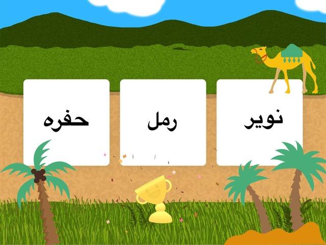 تصور البر by لطيفه حسين العنزي