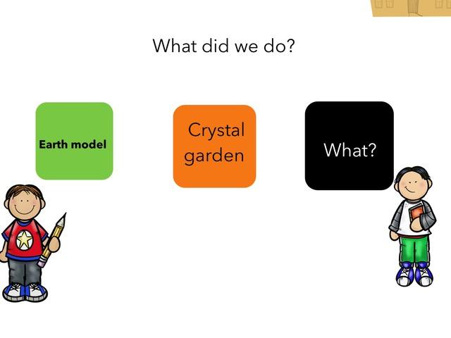 Crystal Garden by Fatima S.L