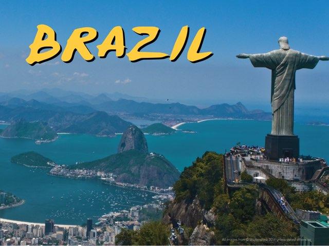 Brazil  by Lauren Codling