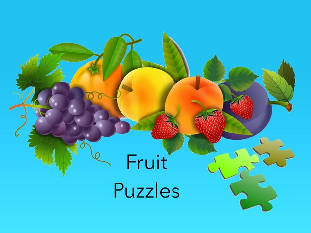 Fruit Puzzles  by Carol Smith