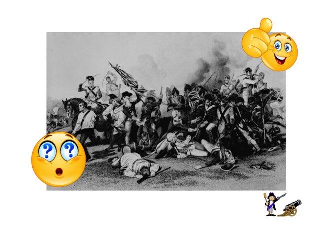 American Revolutionary War  by Jane Miller _ Staff - FuquayVarinaE