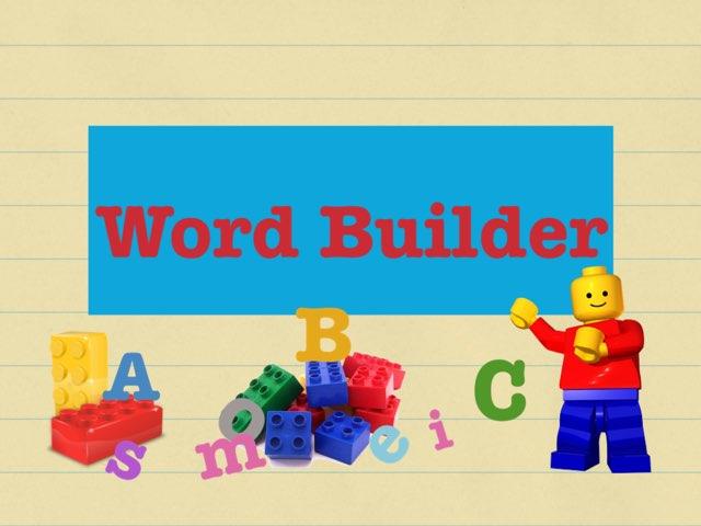 Word Builder by Shannon stevenson