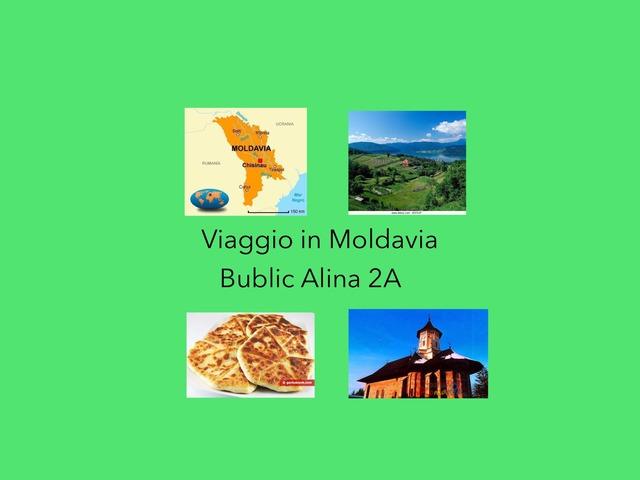 Viaggio Moldavia Alina  by Cristiana Calà
