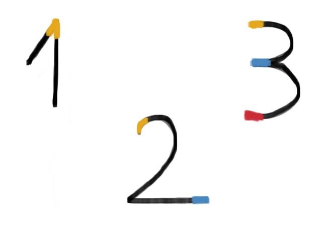 Rakam Tanıma 1'2'3  by Ünver Direm