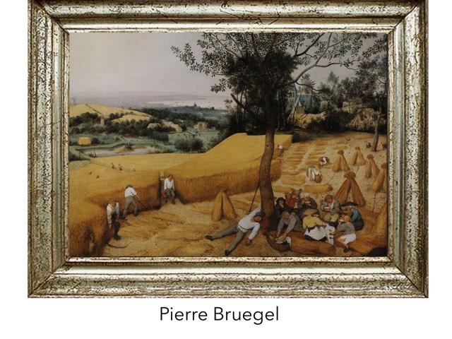 Je découvre un tableau by Joëlle Detiège